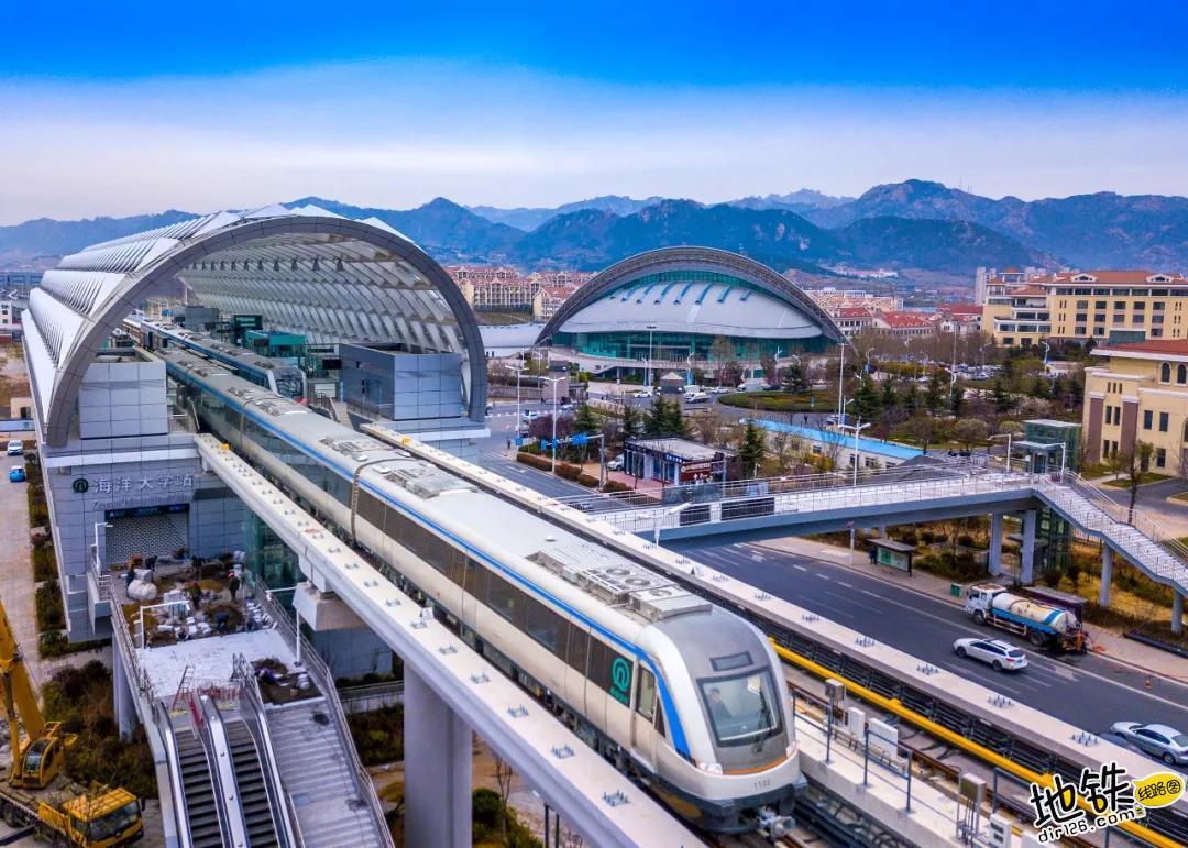 青岛地铁11号线4月23日上午开通试运营! 轨道交通 试运营 青岛地铁11号线 青岛地铁 轨道动态  第1张