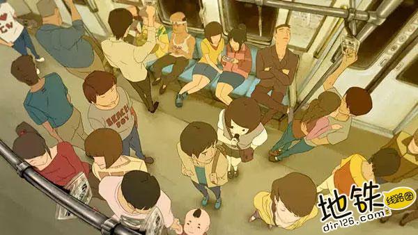 约会狂魔教你在地铁里如何搭讪 勾搭 地铁卡 搭讪 约会 地铁 轨道休闲  第8张