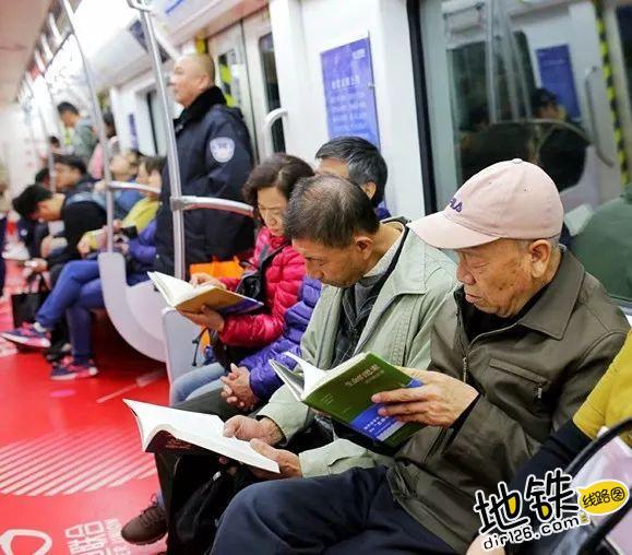世界地球日、读书日,轨道交通都做了些啥? 地铁图书馆 图书漂流 地铁 轨道交通 世界读书日 世界地球日 轨道动态  第6张