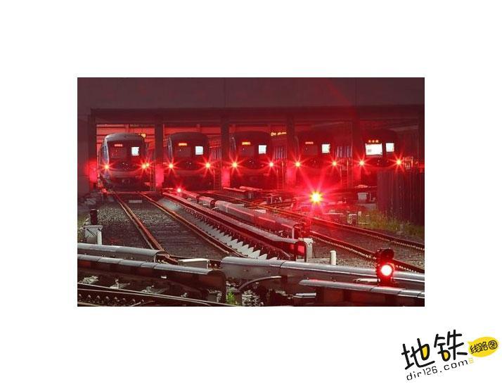 地铁车辆段有哪些功能? 维修 救援 保养 车辆段 城市 地铁 轨道知识  第1张