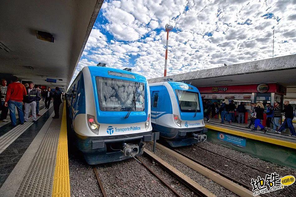 2.78亿美金!中车签下阿根廷200辆城际动车组订单 布宜诺斯艾利斯 交通 城际动车 阿根廷 中国中车 轨道动态  第4张