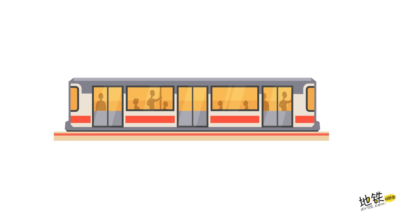 地铁是怎样运营的 屏蔽门 乘客 地铁站 轨道交通 运营 地铁 轨道知识  第1张