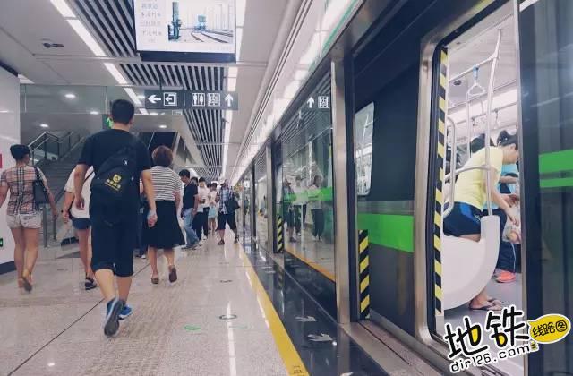 地铁里的那些冷暖故事 目的地 风景 地铁站 地铁 轨道故事  第3张