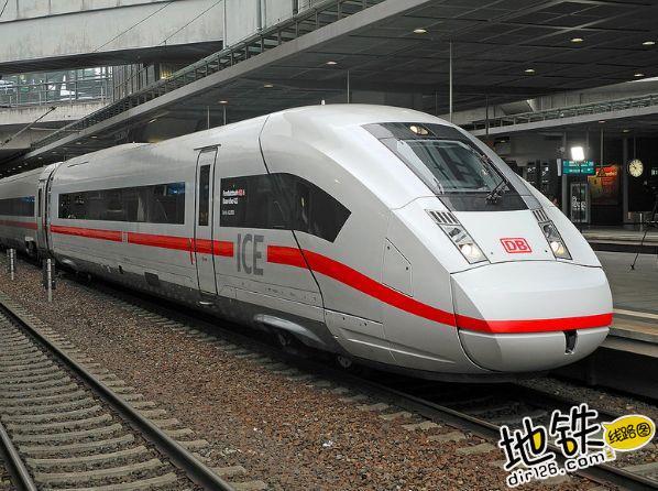 德国高铁为何速度上不来 速度 火车 铁路 ICE 中国高铁 德国高铁 轨道动态  第1张