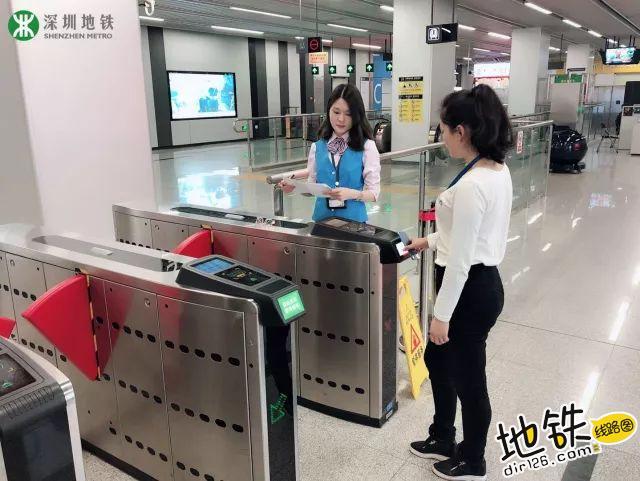 深圳地铁扫码乘车明日正式上线,带来移动出行全新体验 交通 轨道 手机扫码 移动支付 深圳地铁 轨道动态  第1张