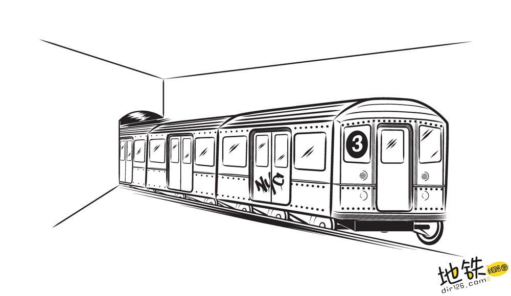 """地铁车厢也有自己的""""身份证号码"""",你知道怎么查看吗? 调度 身份证 编号 车厢 列车 地铁 轨道知识  第1张"""