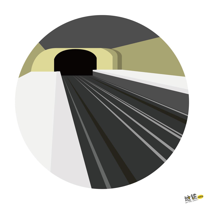 地铁隧道疏散平台简介 隧道 乘客 疏散平台 地铁 轨道知识  第1张