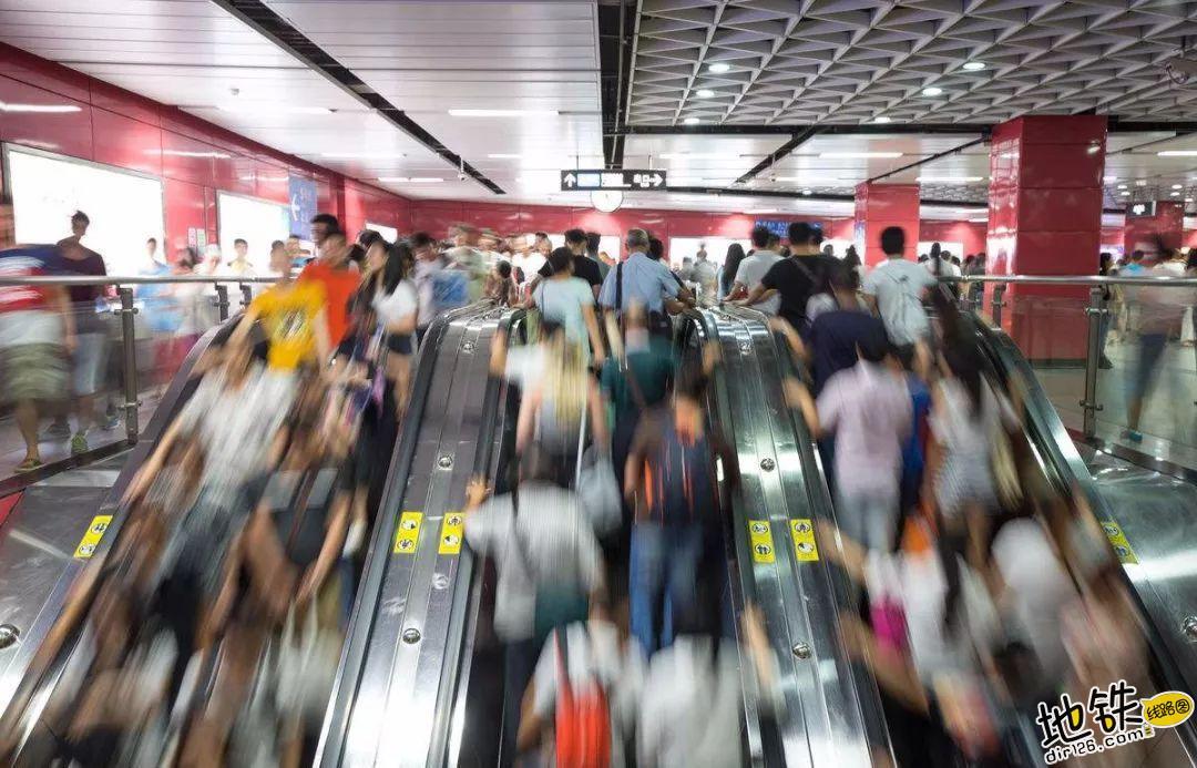谁是效率之王?全国8城地铁往返高铁站/机场对比 效率 机场 动车 地铁 高铁 轨道动态  第1张