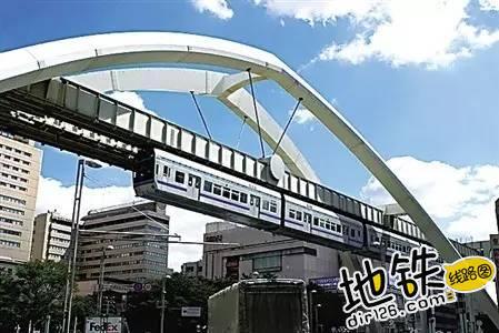 世界上那些特色轨道交通 悬轨 电车 单轨 地铁 特色 轨道交通 轨道休闲  第4张