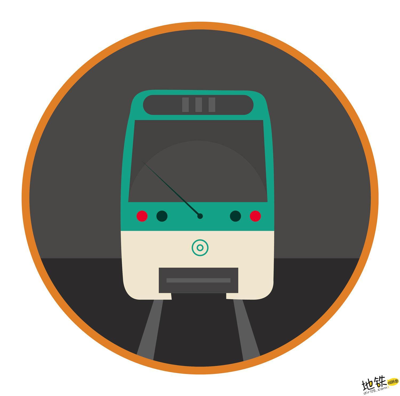 """地铁列车上的""""黑匣子"""", 每秒记录司机4次操作! 记录 轨道交通 飞机 黑匣子 地铁 轨道知识  第1张"""