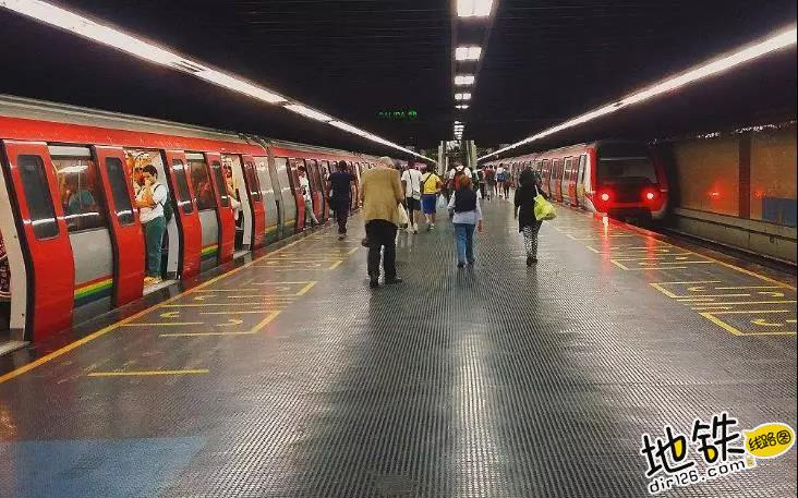 地铁免费了!政府省钱了! 票务 政府 免费 地铁 委内瑞拉 轨道动态  第1张