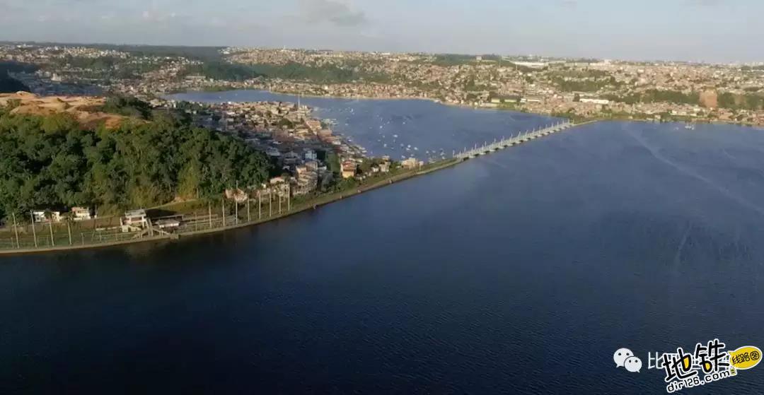 """比亚迪在巴西赢得""""首标"""",将建全球首条跨海云轨 城市 跨海 云轨 比亚迪 轨道交通 轨道动态  第1张"""