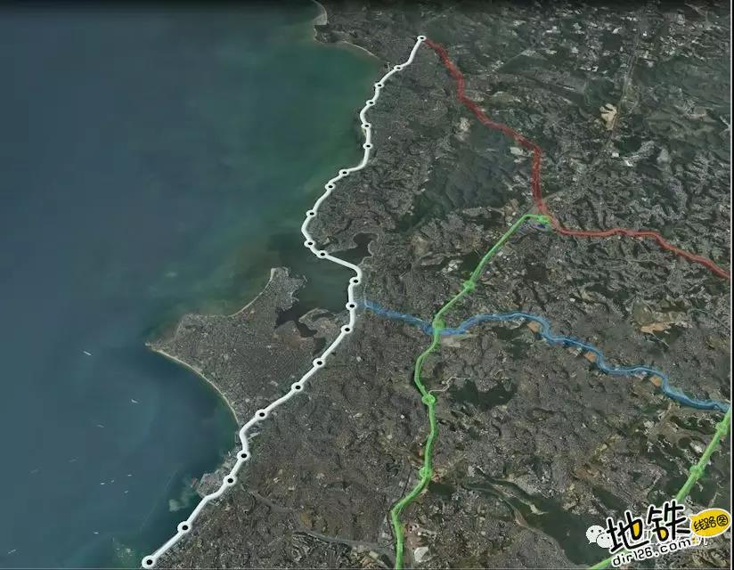 """比亚迪在巴西赢得""""首标"""",将建全球首条跨海云轨 城市 跨海 云轨 比亚迪 轨道交通 轨道动态  第2张"""