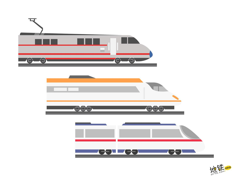 轨道交通地铁车辆有哪些分类?有什么区别? 车辆 独轨 轻轨 轨道交通 地铁 轨道知识  第1张