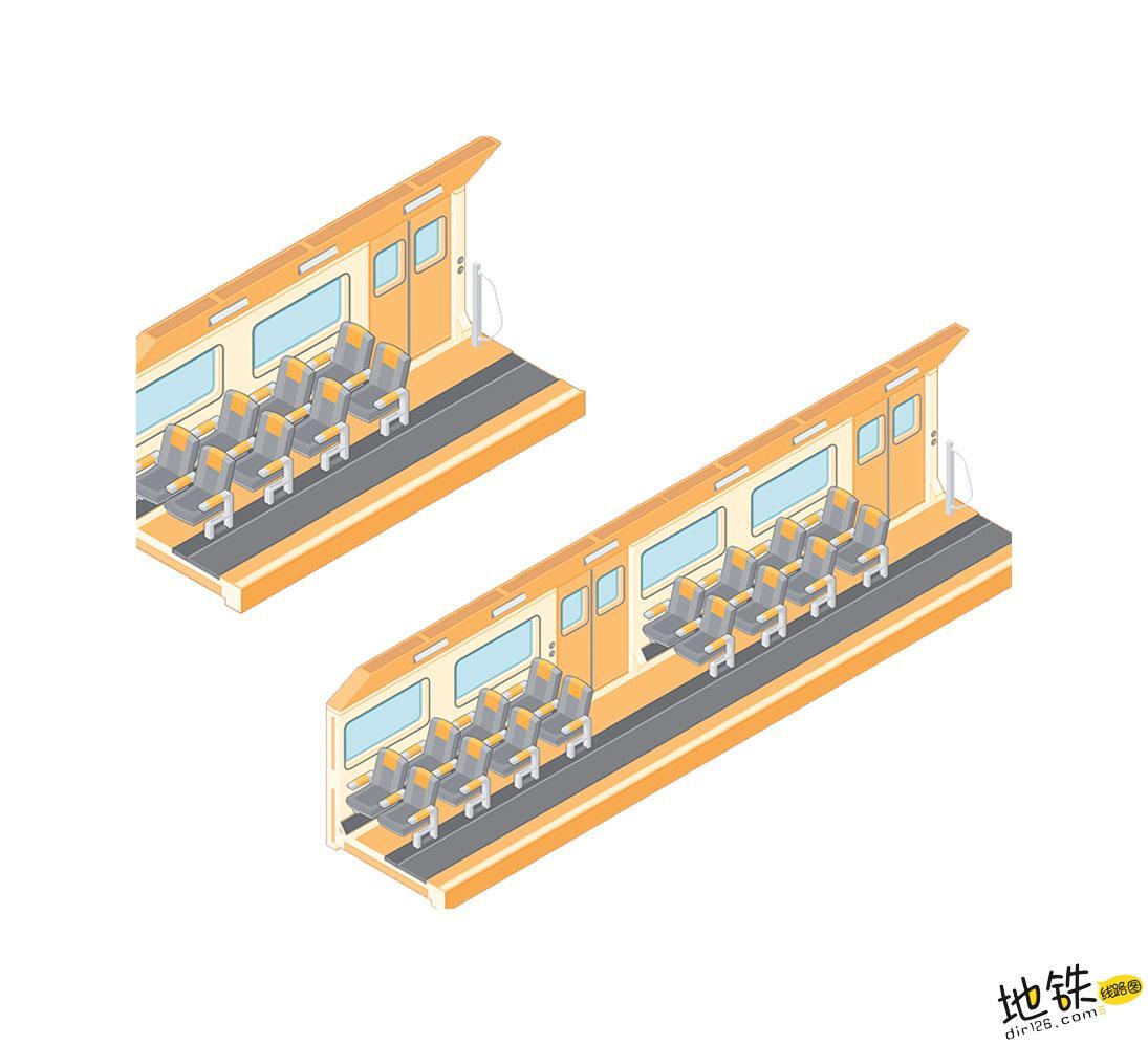 浅析轨道交通地铁列车的基本构造 构造 车辆 列车 轨道交通 地铁 轨道知识  第2张