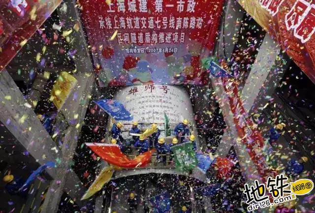 """上海地铁:25岁生日快乐!""""八爪鱼""""成长记 轨道交通 历史 1号线 25周年 上海地铁 轨道动态  第7张"""