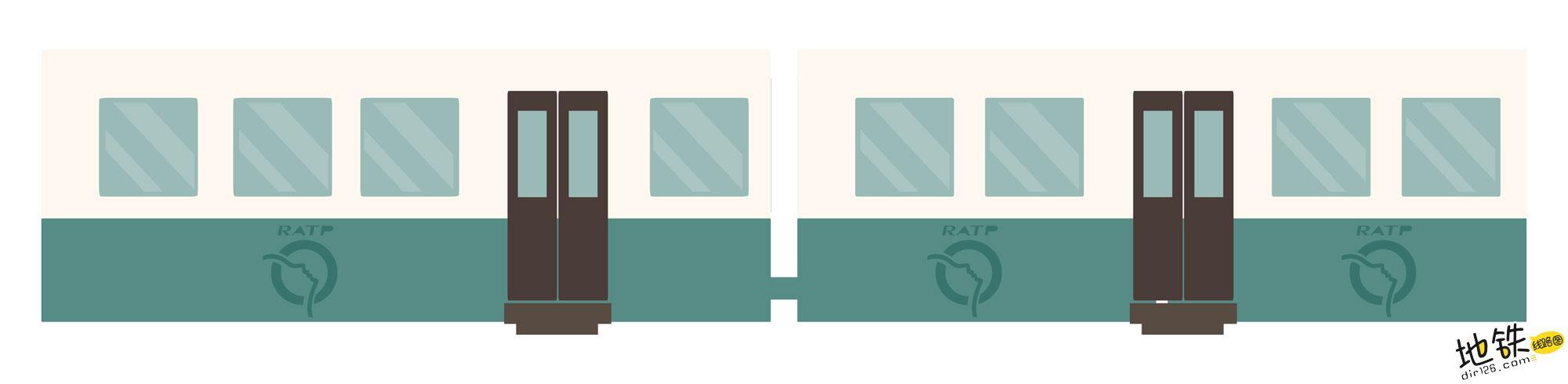 轨道交通地铁列车ATO自动驾驶和人工驾驶有何不同? 人工驾驶 ATO ATP 列车 轨道交通 地铁 轨道知识  第1张
