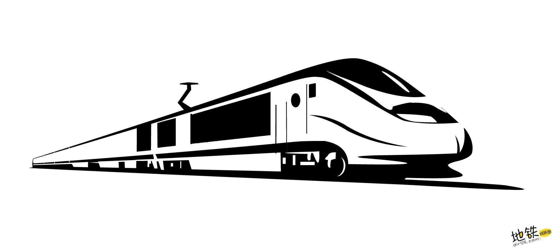 什么样的铁路叫高速铁路? 动车 速度 定义 高速铁路 高铁 轨道知识  第1张
