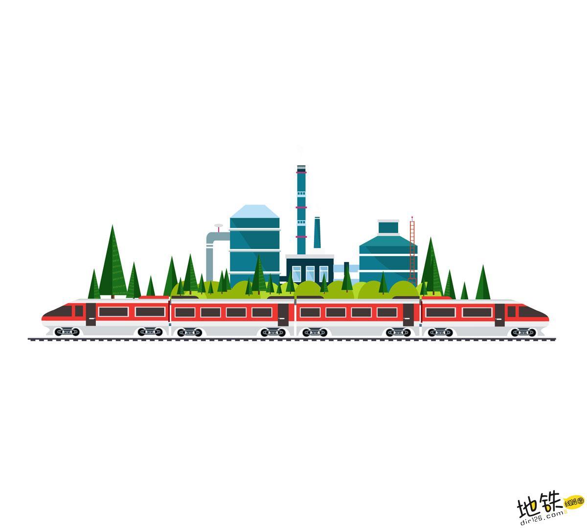 """什么是地铁""""列车编组""""? 车厢 机车 编组 列车 地铁 轨道知识  第1张"""