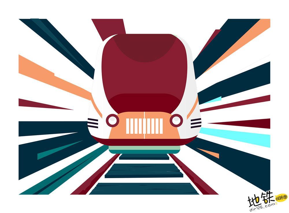为什么要对地铁列车进行限速? 人工驾驶 安全 限速 列车 地铁 轨道知识  第1张