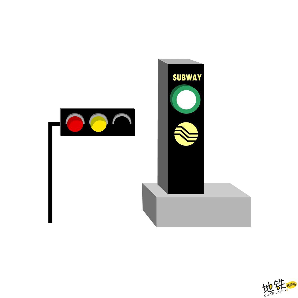 城轨地铁从人工信号到自动信号的发展史 自动 人工 轨道 信号 地铁 轨道知识  第1张