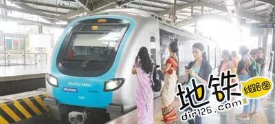 """印度孟买地铁:""""曾经有人质疑,事实证明中国列车值得信赖"""" 中车 印度 地铁 中国 孟买 轨道动态  第3张"""