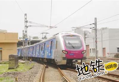 """印度孟买地铁:""""曾经有人质疑,事实证明中国列车值得信赖"""" 中车 印度 地铁 中国 孟买 轨道动态  第5张"""