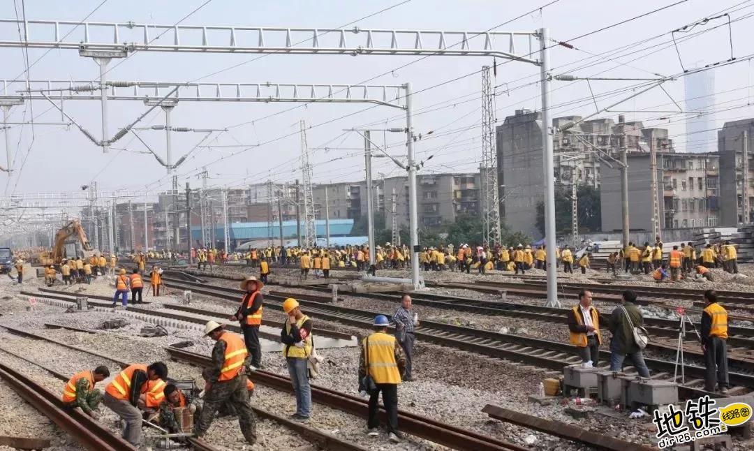 铁路人工资越干越少,真正的原因你想过吗? 贷款 投资 线路 高铁 工资 铁路 轨道动态  第1张