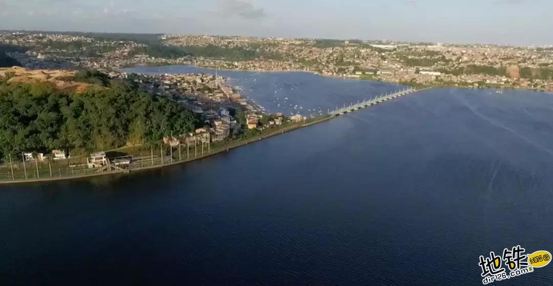 比亚迪中标巴西轨道交通项目,将建全球首条跨海云轨 萨尔瓦多 云轨 轨道交通 巴西 比亚迪 轨道动态  第1张