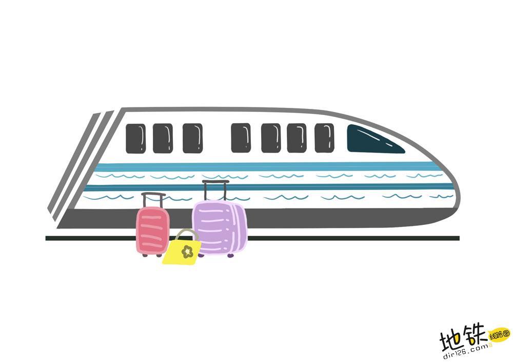 高铁座位没有字母E,您知道吗? 火车票 旅客 编号 座位 高铁 轨道动态  第1张