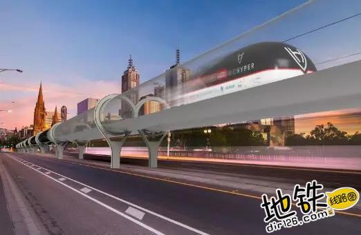 成都将建6公里超级高铁 探索时速上千可行性 轨道交通 西南交通大学 高温超导磁悬浮 超级高铁 成都 轨道动态  第1张