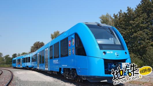 全球首班氢能列车发车:时速140公里,唯一的副产品是水 电池 德国 环保 列车 氢燃料 轨道动态  第1张