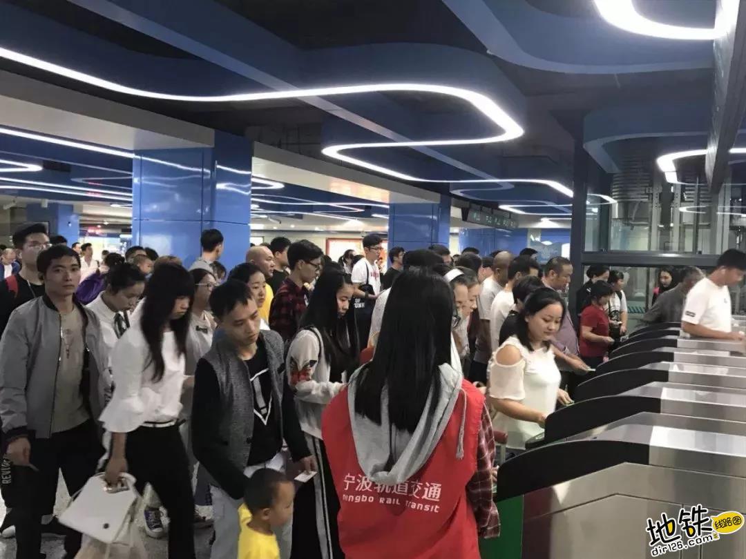 国庆期间各地 地铁客运量参考 乘客 客流 客运量 地铁 国庆 地铁客流量排行榜  第10张
