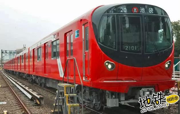 日本东京地铁公布2000系新型车辆 运营 2000系 地铁 东京 日本 轨道动态  第1张