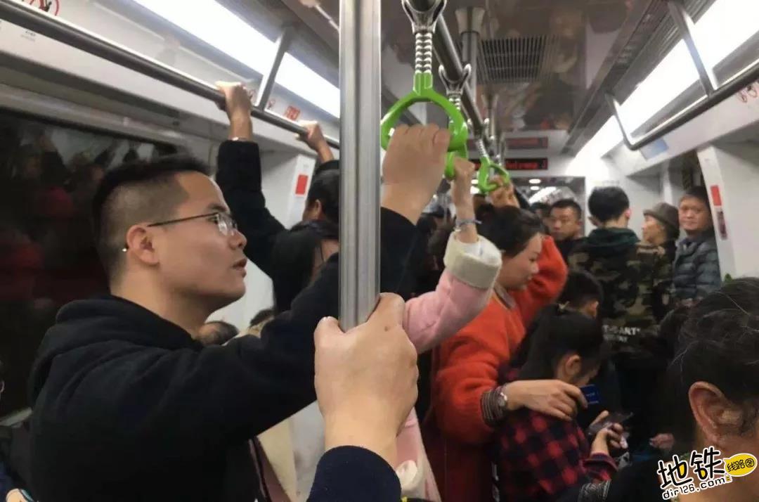 前方到站,贵阳轨道交通1号线 开通 地铁 贵阳 交通 轨道 轨道动态  第14张