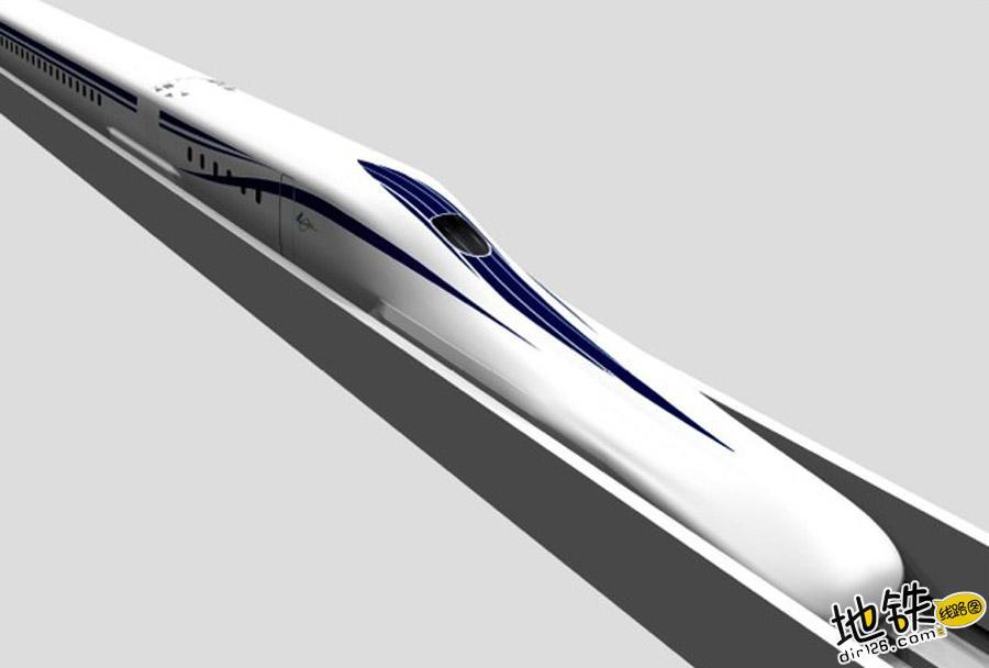 JR东海将造磁浮试验车 时速破600公里,空气阻力降13% 日立 磁浮 新干线 JR东海 试验车 轨道动态  第1张