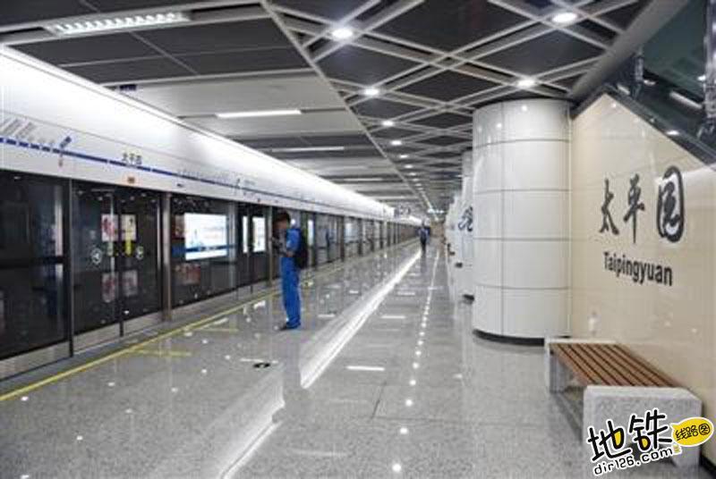 全国首个5G地铁站开通 免费连高速Wi Fi 信号 wifi 5G 太平园站 成都地铁 轨道动态  第2张
