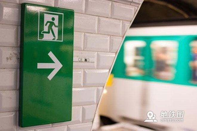 城轨地铁列车有哪些应急设备? 安全 设备 应急 地铁 城轨 轨道知识  第1张