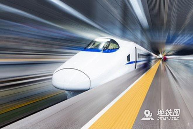 高铁动车火车哪个快?究竟有何区别 速度 区别 火车 动车 高铁 高铁线路图  第1张