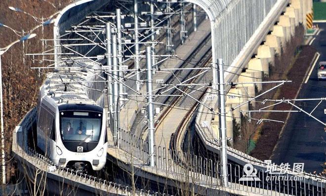 今早6点,济南地铁1号线正式试运营,WiFi信号全覆盖 wifi 1号线 开通 试运营 济南地铁 轨道动态  第1张