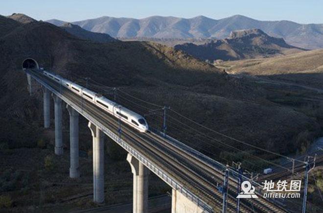 累计超15000km!2020年前铁路计划开工项目大全 铁路总公司 2020 建设 规划 铁路 高铁线路图  第1张