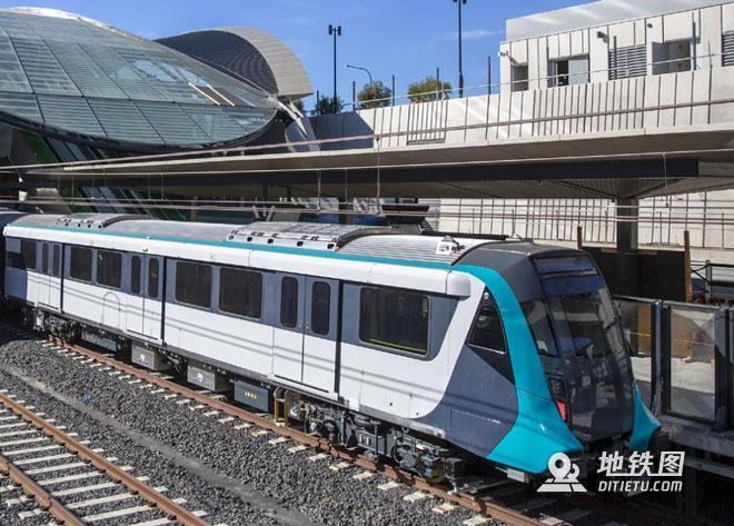 悉尼地铁西北线周日正式开通 首日免费体验无人驾驶线路 无人驾驶 开通 悉尼 地铁 南北线 轨道动态  第1张